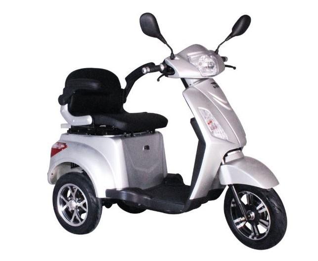 Tricicleta electrica Volta VM4 - gri